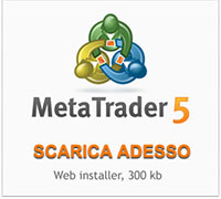 Metatrader 5 download - Scarica Adesso.
